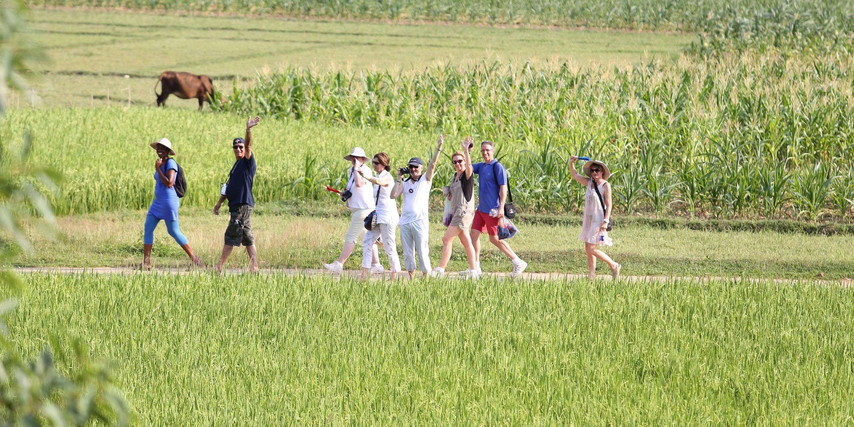 Mai Chau Ecolodge Activities - Hiking
