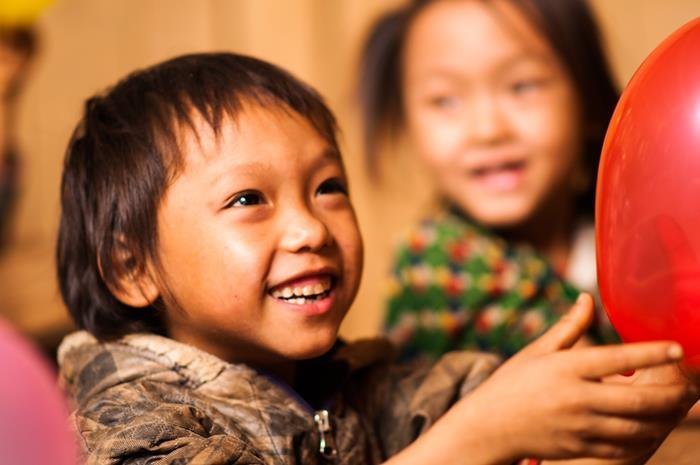 Mai Chau Ecolodge coordinates to implement the project -Building School For Pupils 02